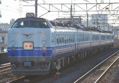 9723M K60編成 東京・舞浜ベイエリア号