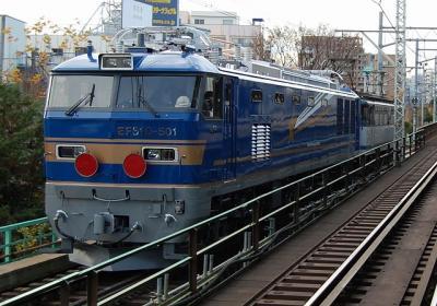 9485レ EF65-1080+EF510-501