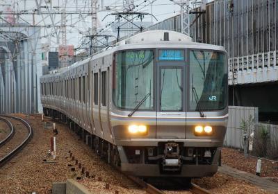 A0118 V63編成 新快速姫路行