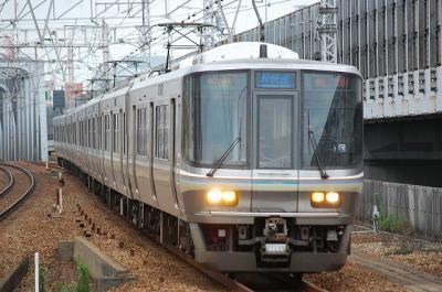 A0147 V12編成 新快速姫路行