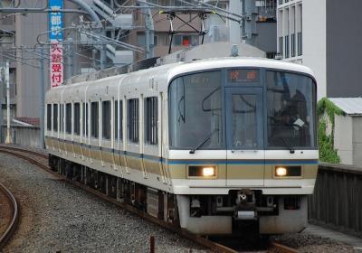 2212M キトK2編成 快速京都行(A0214運用)