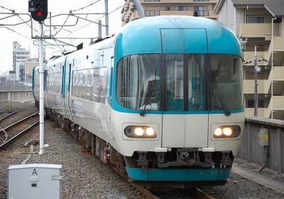 3001D 特急タンゴディスカバリー1号東舞鶴・久美浜行