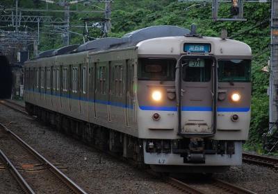 2841M L7編成 普通京都行(371運用)