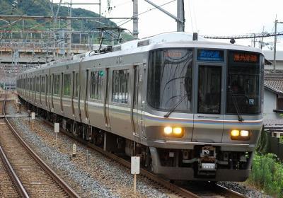 3477M W16編成 新快速播州赤穂行(A0223運用)