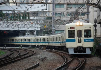 5267F 急行藤沢行