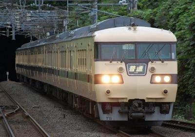 2855M T5編成 普通京都行(1801運用)