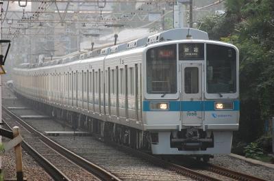 1056F 急行新宿行
