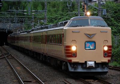 4034M A9編成 L特急雷鳥34号 大阪行