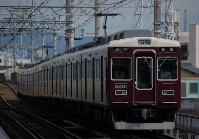 5001F 普通梅田行