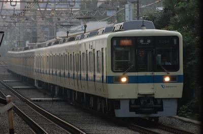 8066F 快速急行新宿行