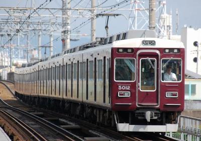 5012F 普通梅田行
