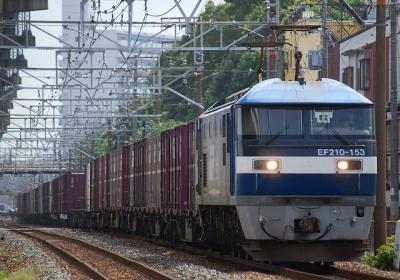 5051レ EF210-153+コキ