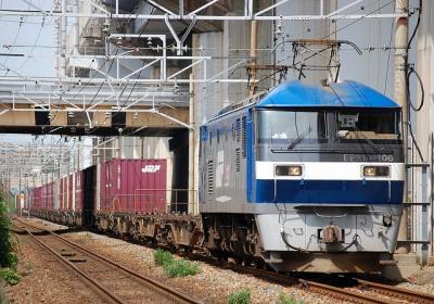 5070レ EF210-106+コキ