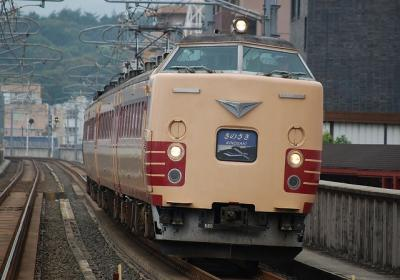 5048M B65編成 特急きのさき8号京都行