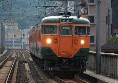 1258M 113系C5編成 普通京都行