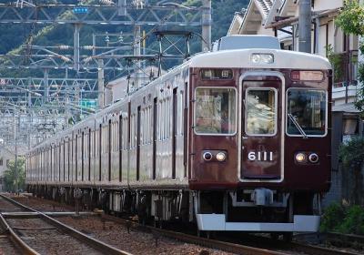 阪急6011F 特急日生エクスプレス大阪梅田行
