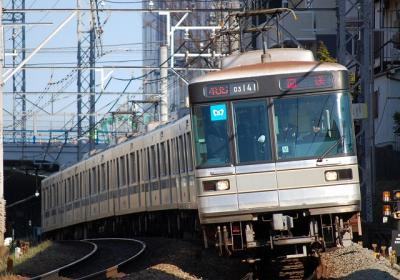 48S 03-141F 鷺沼入場