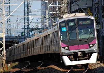 65S 08-106F 急行中央林間行