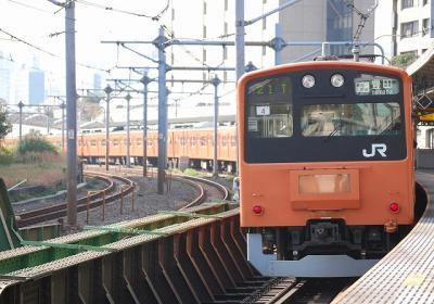 9021T 201系H4編成 各駅停車豊田行3