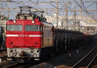 5388レ EF81-80+タキ12B+トキ6B