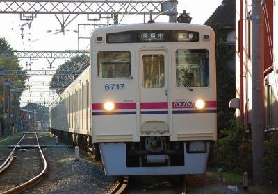No.54 6017F 各停東府中行2