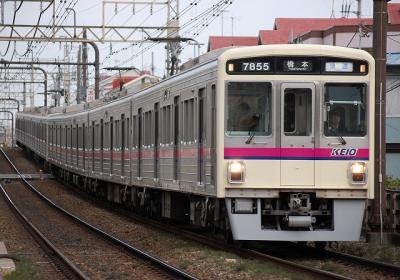 No.17 7204F+7205F 快速橋本行