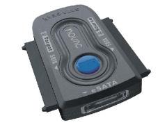 HDDクローン機能付きのUSB/eSATA外付けアダプタ