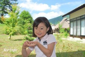 2009年8月4日お庭