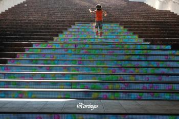2009年7月30日階段