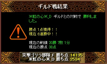 RedStone 11.01.09[01] 虹の心