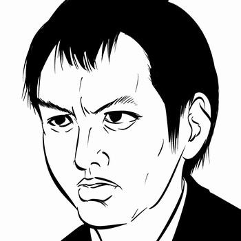 押尾学(出廷直前)
