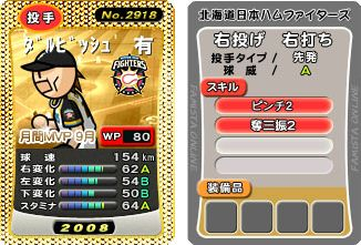 ダル9月MVP