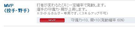 MVPスキル2