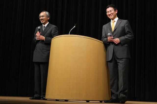 水谷先生と熊田あつしとの対談