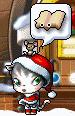 めいぽ クリスマスクエ サンタネコ