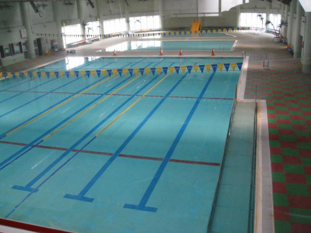 厚木市ふれあいプラザ温水プール