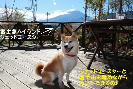 富士山&ジェットコースター