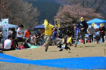 ナツコ飛んではしれー2010.4.11