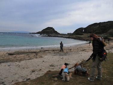 2011.1.3浜辺