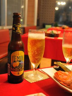 2011.1.3レモンビール