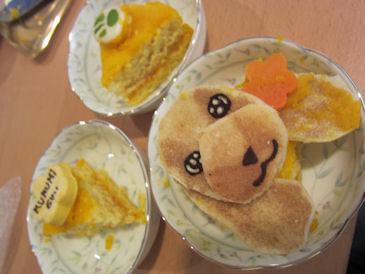 2011.3.9ケーキ