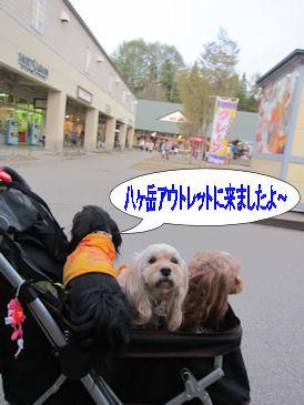 2011.5.4八ヶ岳アウトレット