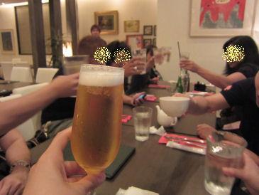 2010.7.14ビール万歳!