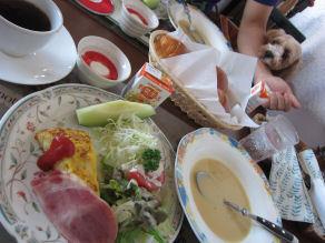 2010.7.17朝食