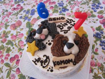 2010.10.10 ケーキ