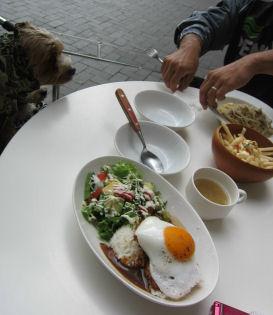 2010.11.7お昼ご飯