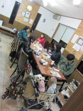 2010.12.2カフェにて