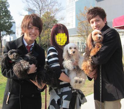 2010.12.22イケメン大学生と~