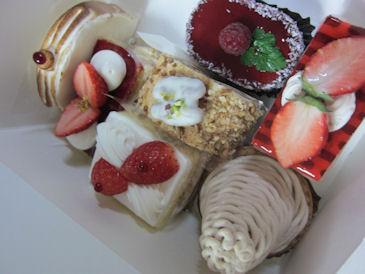 2011.2.6ケーキ