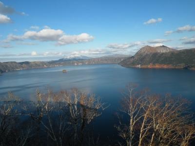 11月30日の摩周湖